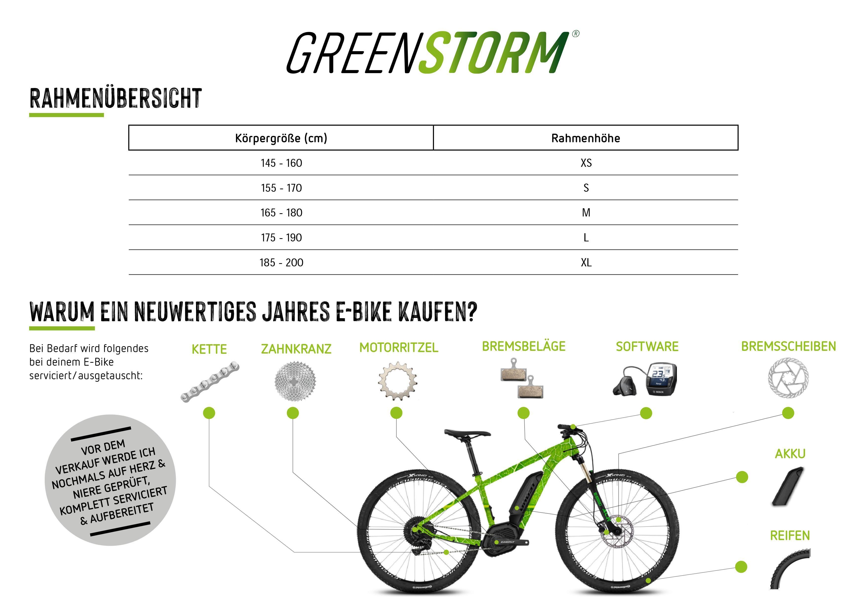 """Teru X Greenstorm SE 27,5"""" 2019"""
