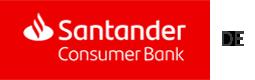 Santander Teilzahlung DE