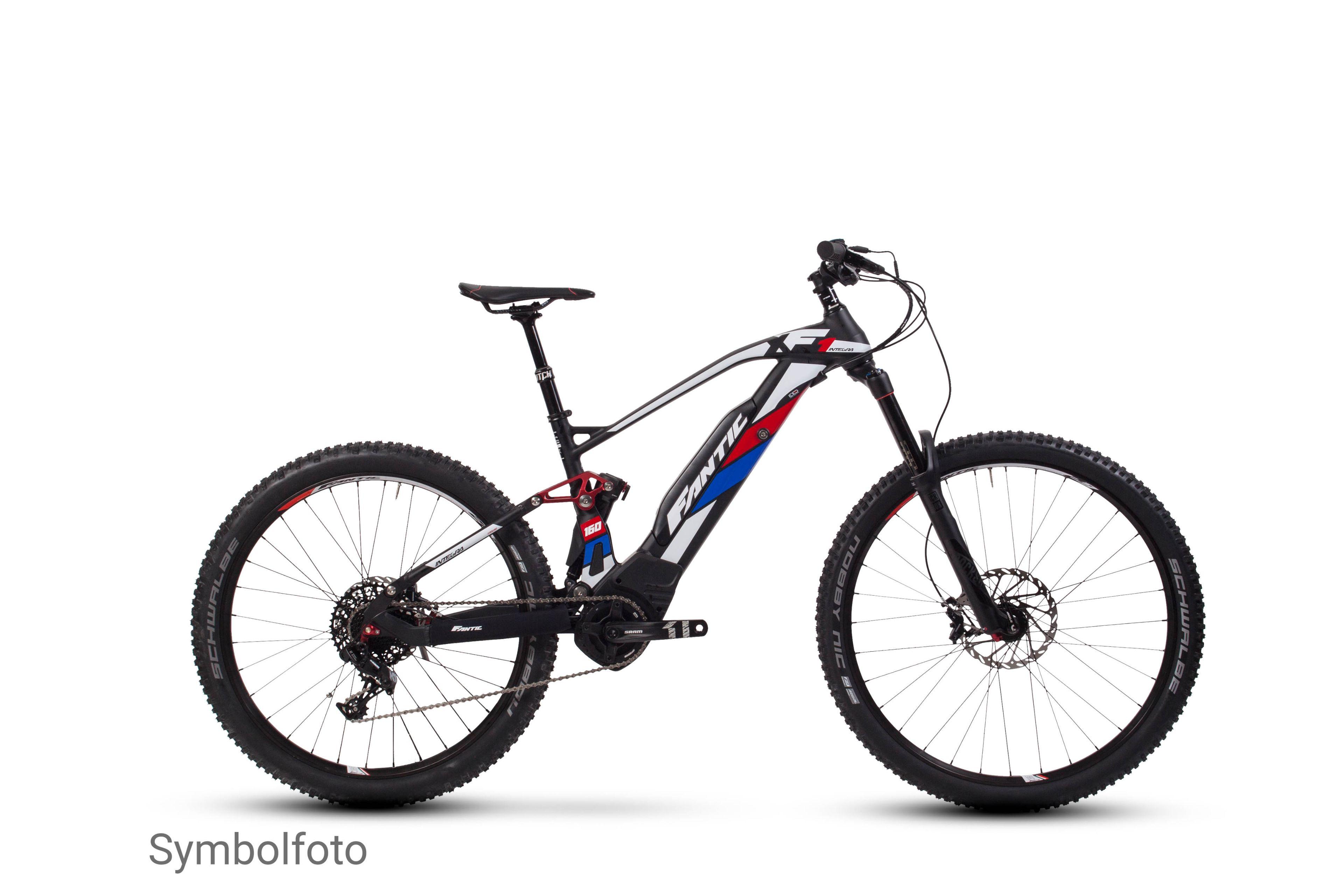 XF1 Trail 160 Int. 2019