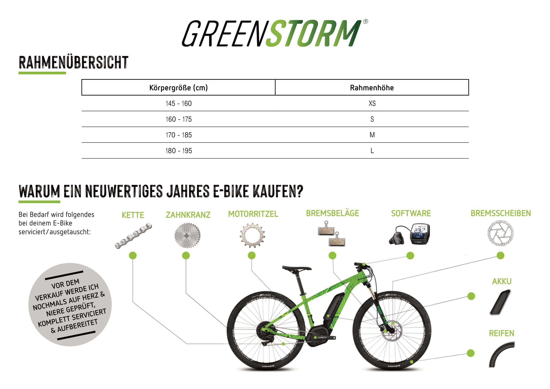 """Teru X Greenstorm SE 29"""" 2019"""