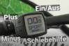 Bosch Purion Display mit Tasten zur Bedienung